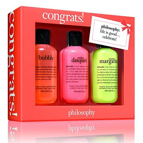 Philosophy Congrats 3 Piece Gift Set - Senorita Margarita Sh