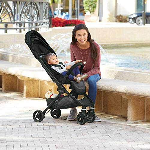 514XuE jAcL - Graco Jetsetter Stroller, Balancing Act