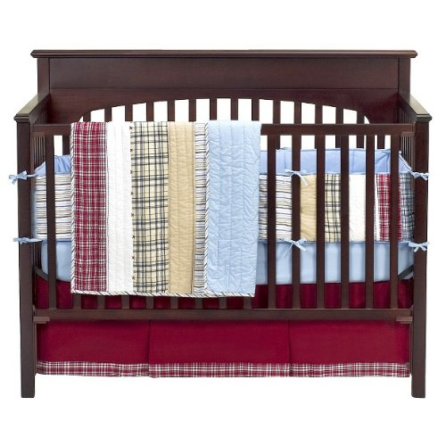 Aidan 4-pc. Crib Bedding Set