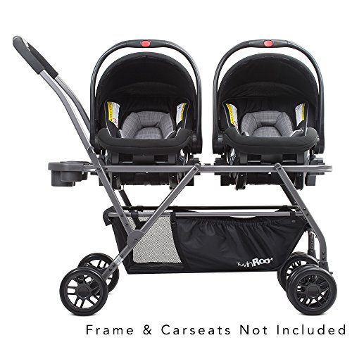 Joovy Twin Roo+ Car Seat Adapter, Graco Snugride Click Connect by Joovy (Image #1)