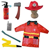 Liberty Imports Fire Fighter Chief Role Play