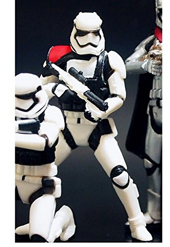 (Disney Star Wars Stormtrooper First Order~Desktop Figure~Get Set)