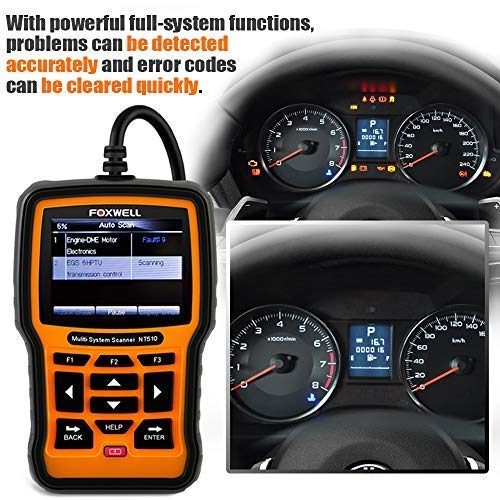 nt510 by foxwell for bmw cars