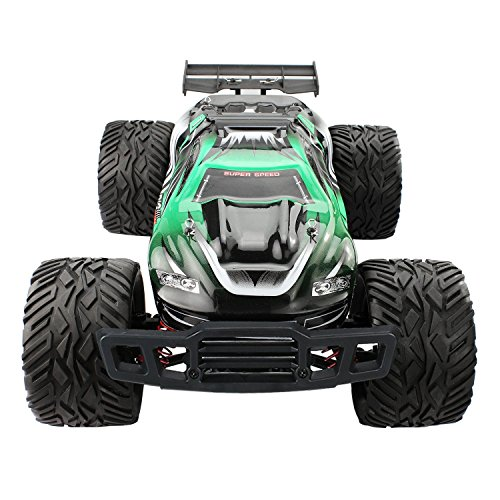 4wd Rc Buggy Truck (FSTgo RC Cars 1:12 Scale Off Road Vehicle High Speed Rock Crawlers 40km/h 4WD Remote Control Fast Race Truck 2.4GHz Electric Buggy)