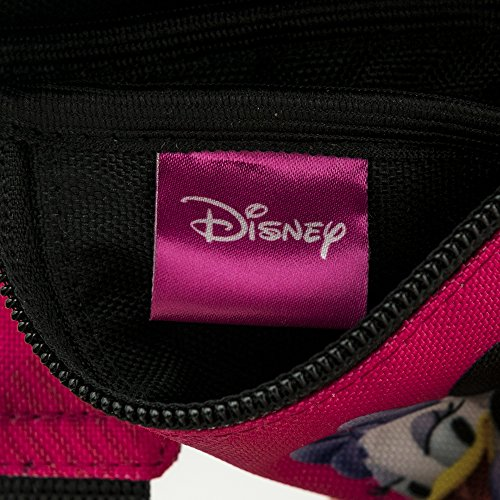 Disney Minnie Mouse MINNIE&DAISY COLLECTION marsupio marsupio di alta qualità con cerniera decorativa Modello 2018