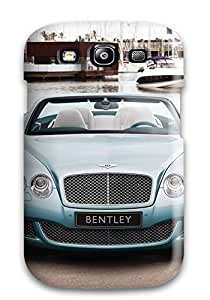 Forever Collectibles Bentley Cabrio Background Hard Snap-on Galaxy S3 Case