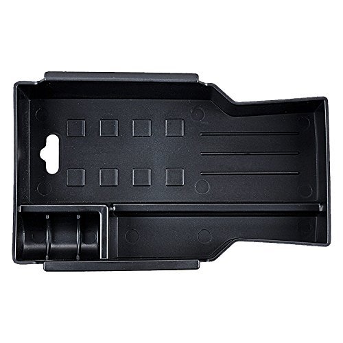 Armrest Secondary Storage Box Glove Pallet Center Console Tray For Suzuki SX4 SX-4 S-cross 2014 2015 2016 2017