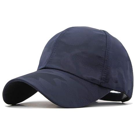 Zhjbqm Gorra de béisbol Hombres Gorra de béisbol Sombreros para ...