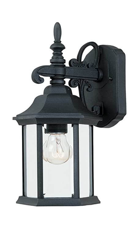 Type of Landscape Lighting - wall mount