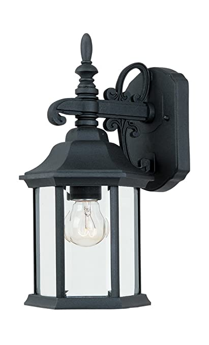 2961 bk outdoor wall lantern black cast iron wall porch lights 2961 bk outdoor wall lantern black cast iron aloadofball Images