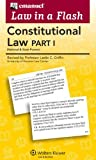 img - for Law in a Flash Cards: Constitutional Law I book / textbook / text book