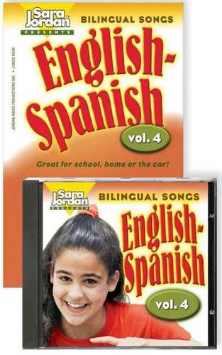 Bilingual Songs: English-Spanish, vol. 4 / CD/Book Kit (Spanish Edition) PDF