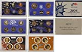 2008 S US Mint Proof Set Original Government Packaging