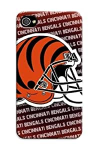 iphone covers Cincinnati Bengals Iphone Hard Case For 4/4S Tpu Cover Nfl Football New