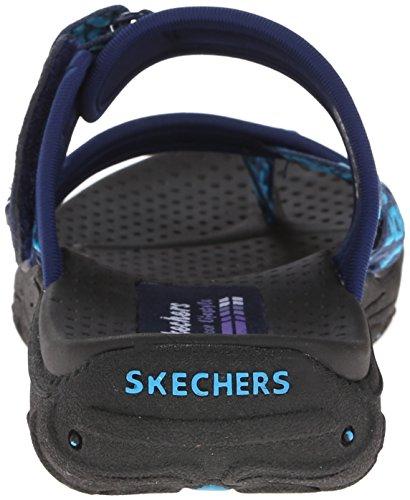 Skechers Da Donna Reggae-trailway Flip-flop Navy