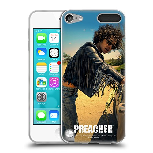 Official Preacher Sunglasses Tulip O'hare Soft Gel Case for Apple iPod Touch 5G 5th - Sunglasses Hare O Tulip