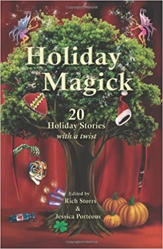 Amazon com: Holiday Magick: 20 Holiday Stories with a Twist