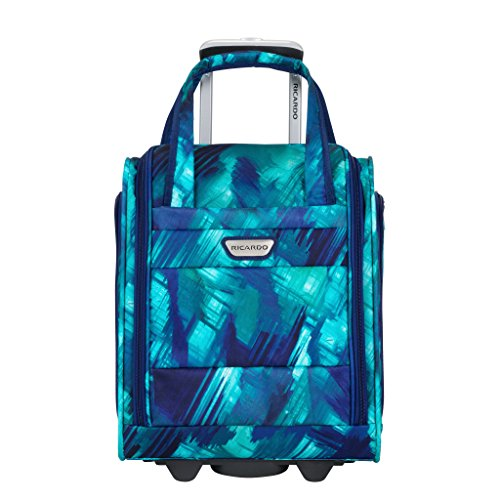 Ricardo Beverly Hills 16 Inch, Watercolor - Wheeled Tote 16