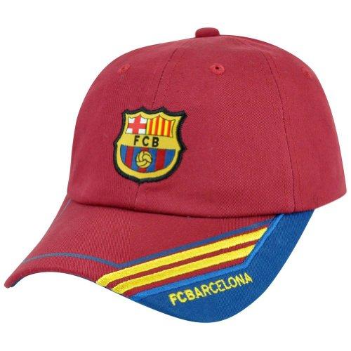 Rhinox FC Barcelona La Liga Clip Buckle Barca Soccer Futbol Hat Cap Gorra Spain -