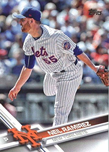Ramirez Mlb Baseball - Baseball MLB 2017 Topps Update #US239 Neil Ramirez Mets