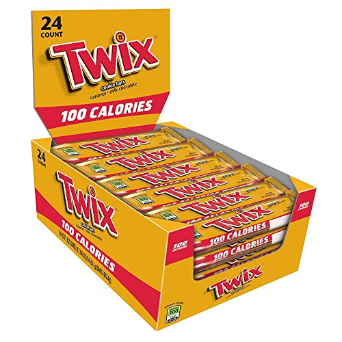twix-100-calories-caramel-chocolate-cookie-bars-candy-071-ounce-pack-of-24