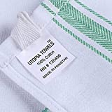 Utopia Towels 12 Pack Dish Towels - Reusable