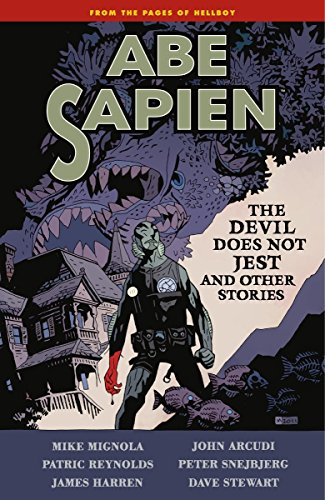 Abe Sapien Volume 2: The Devil Does Not Jest and Other Stories