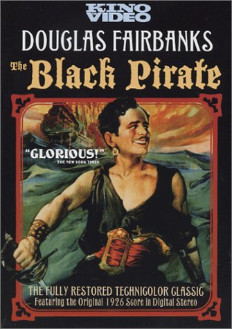 Black Pirate by Kino International