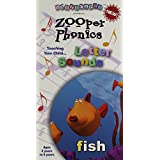 Zooper Phonics: Teaching Your Child Letters