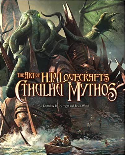 Download The Art Of H.P. Lovecraft's Cthulhu Mythos PDF