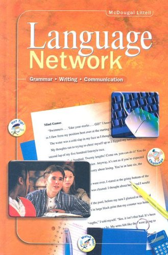Language Network: Student Edition Grade 9 2001 by MCDOUGAL LITTEL