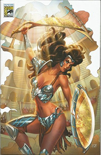 Shahrazad Comic Book Limited Edition SDCC San Diego Comic-Con Exclusive 2015