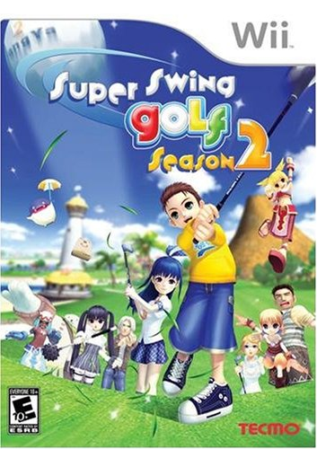 Super Swing Golf Season 2 - Nintendo Wii