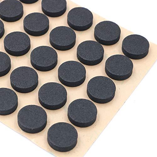 Black Cabinet Door Frame - Furniture EVA Foam Pads 3/8