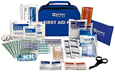 Xpress First Aid 156 Piece Multi-Purpose First Aid Kit from Acme United