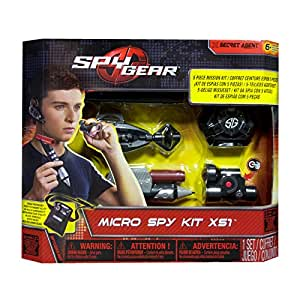 Spy Gear Micro Spy Kit Xs1 Toys Games
