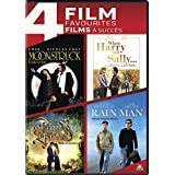 Moonstruck / When Harry Met Sally / The Princess Bride / Rain Man (Bilingual)