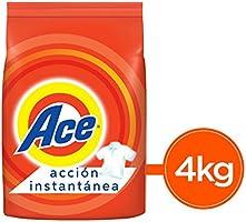 Ace Detergente en Polvo Aroma Regular con hasta 31% de descuento