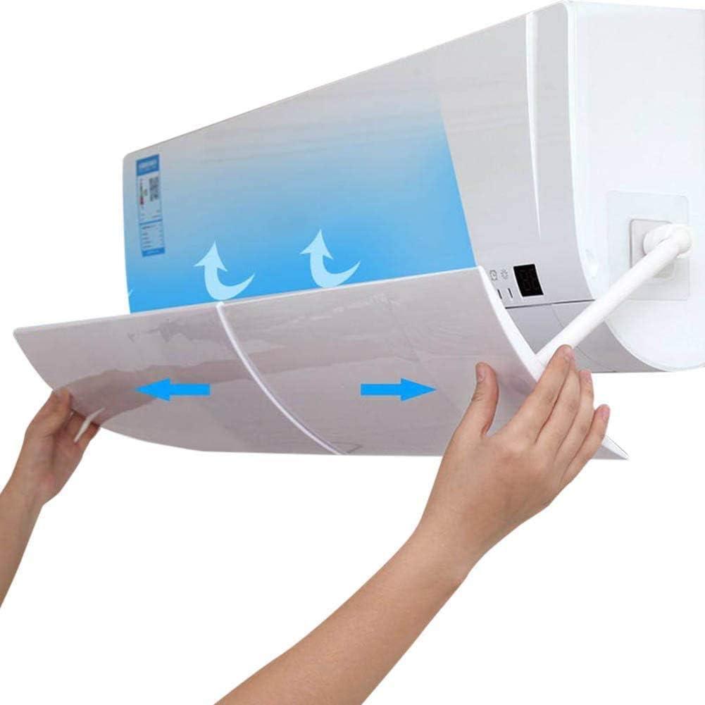 D/éflecteur de climatiseur Air climatis/é d/éflecteur de vent d/éflecteur Anti soufflage direct r/étractable climatiseur bouclier froid