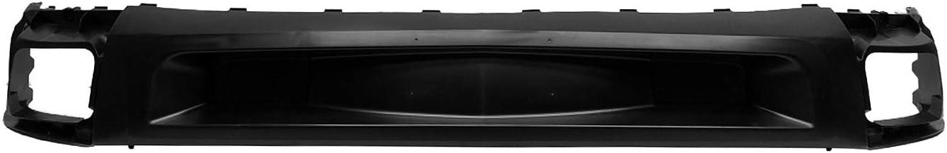 No variation Bumper Deflector Multiple Manufactures GM1092255 Standard