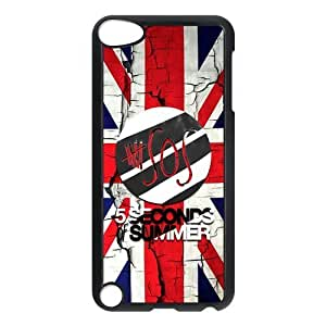 Fashion Protection 5 SOS Design Hard Cover Case For iPod Touch 5th Generation