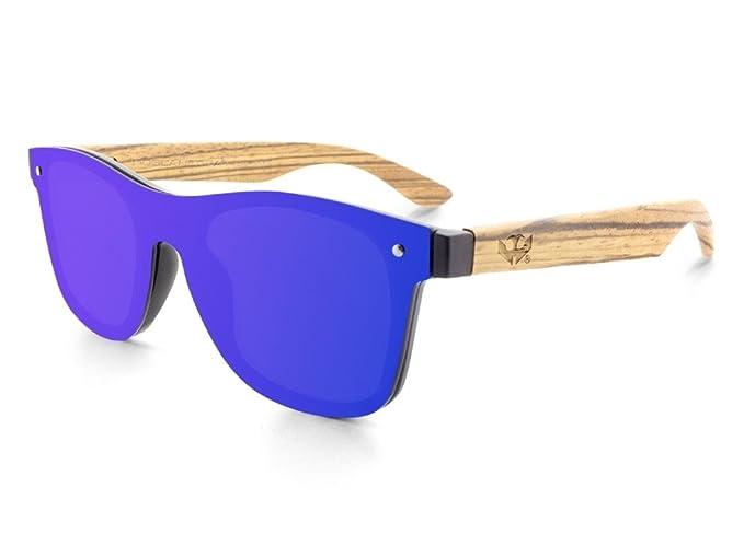 Gafas de lente plana MOSCA NEGRA modelo MIX TULUM