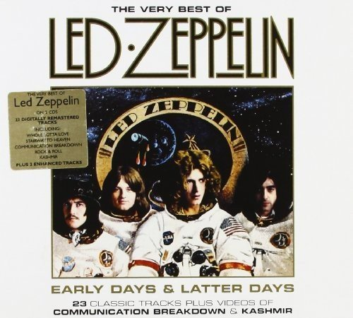Price comparison product image Vbo Led Zeppelin - Early Days & Latter Days