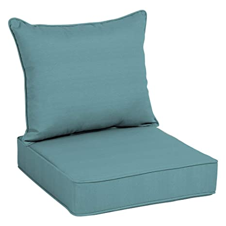 Amazon Com Direct Home 25 Wide Teal Blue Outdoor Deep Seat