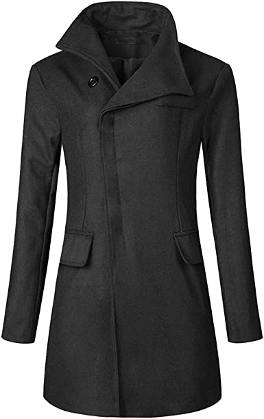 Fashion Mens Autumn Winter Print Button Hoodies Jacket Long Sleeve Coat Top Rain Coats for Men Waterproof with Hood