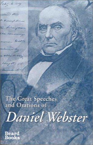 Buy daniel webster biography