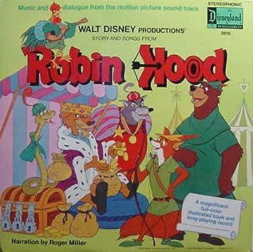 Robin Hood Disney Stream
