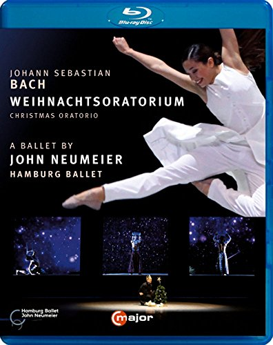 Bach: Christmas Oratorio by John Neumeier (Blu-ray)