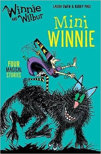 Winnie And Wilbur: Mini Winnie por Korky Owen