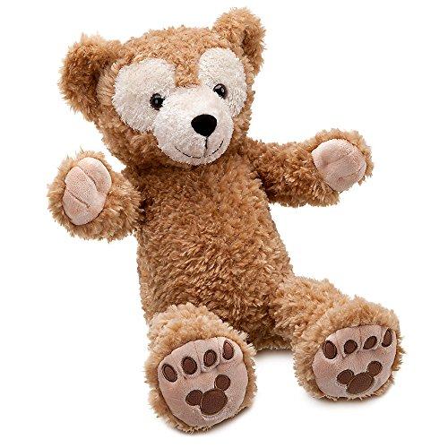 Disney Duffy the Bear Plush - Medium - 17 (Disney Teddy Bears)